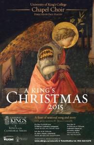 King's AKC15 poster